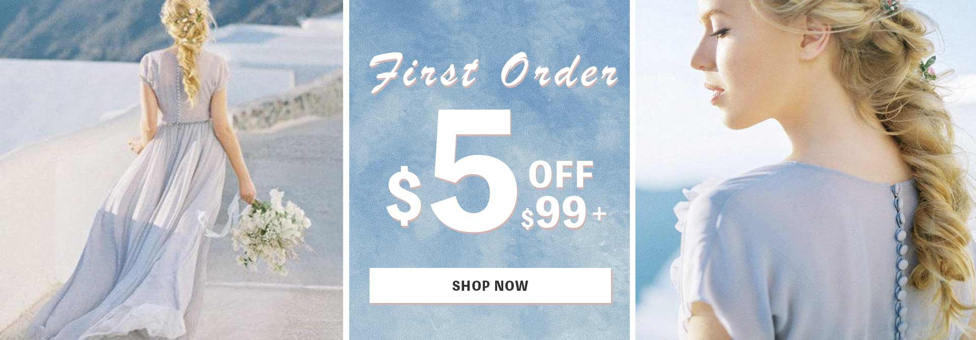 $5 Off First Order